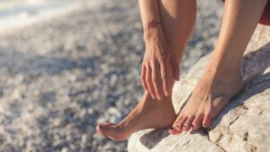 Rule for Foot Problems Can Reveal Health Problems